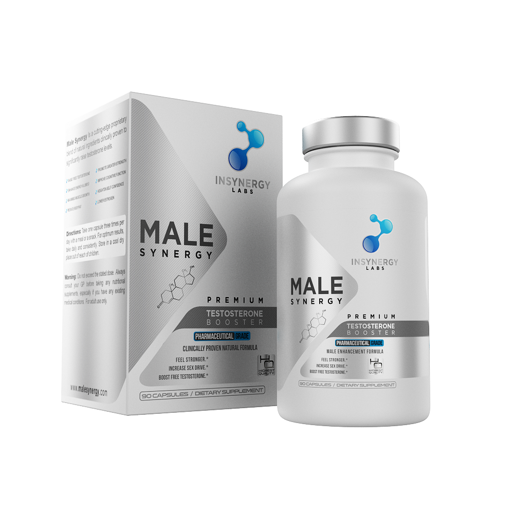 Male Synergy Boost Testosterone