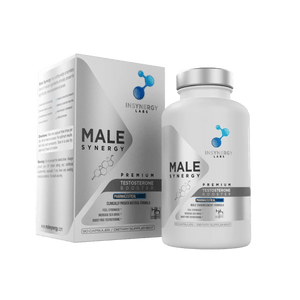 Male Synergy - 1 Month Supply - Male Synergy | Testosterone booster, improve Sexual performance, Grow muscles