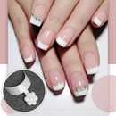 French Manicure Kit (100 stuks)