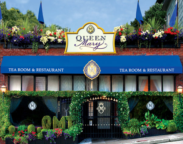 About Our Tea Room | Queen Mary Tea