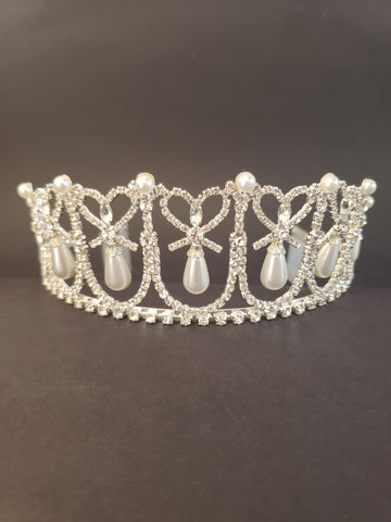 Princess Diana Cambridge Love Knot Tiara (13876)