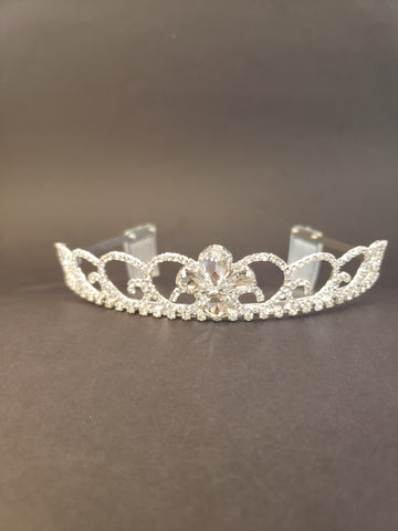 Midnight Waves Tiara with Combs 16239
