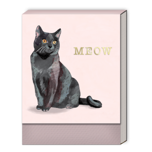 Meow Pocket Notepad