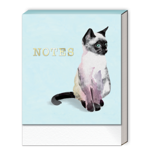 Notes (Siamese) Pocket Notepad