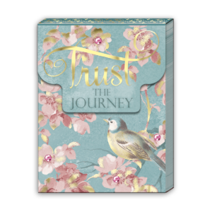 Trust The Journey Pocket Notepad