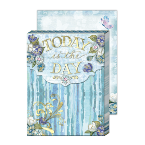 Today Is The Day Pocket Notepad