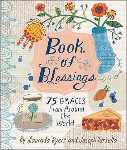 Book of Blessings Mini Book