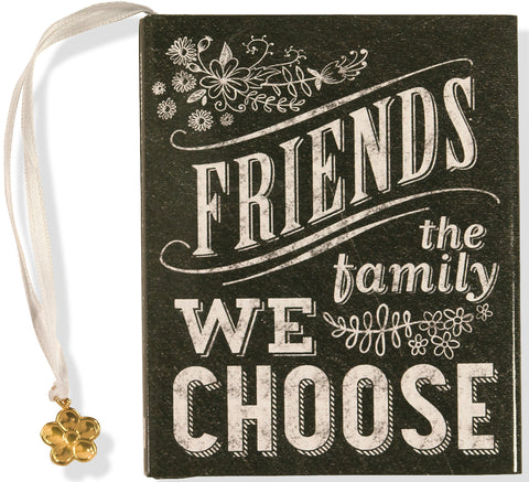 Friends: The Family We Choose Mini Book