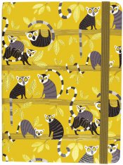 Lemur Palooza Midsize Journal
