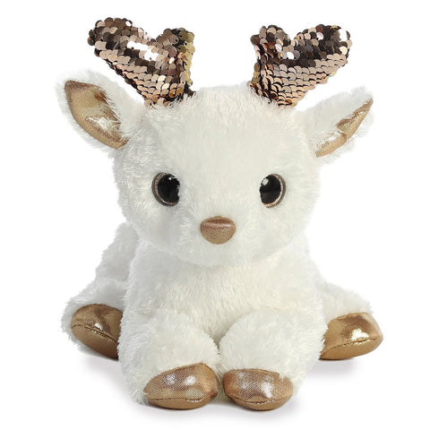 Shimmers Rose Gold Deer