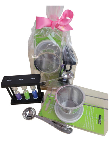 Infuser, Timer, Scoop Set