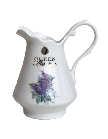Queen Mary Signature Creamer Lilac