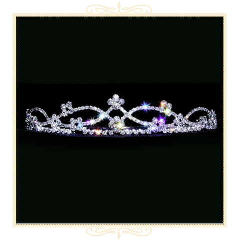 Celtic Princess Rhinestone Tiara (12254)