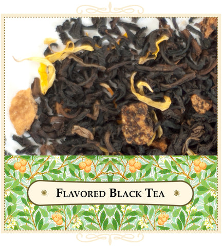 Apricot Peach Decaf Black Tea
