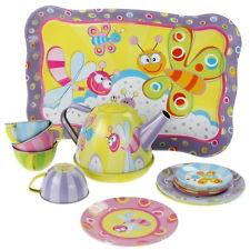 Summer Bugs Tea Time Tin Tea Set