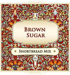 Shortbread Mix - Brown Sugar