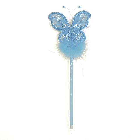 Butterfly Pen - Blue