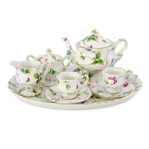 Madison's Secret Garden Mini Tea Set