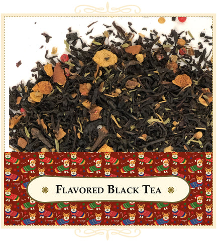 Cinnamon Sticks Holiday Black Tea