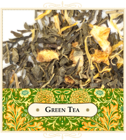 Citrus Marigold Green Tea