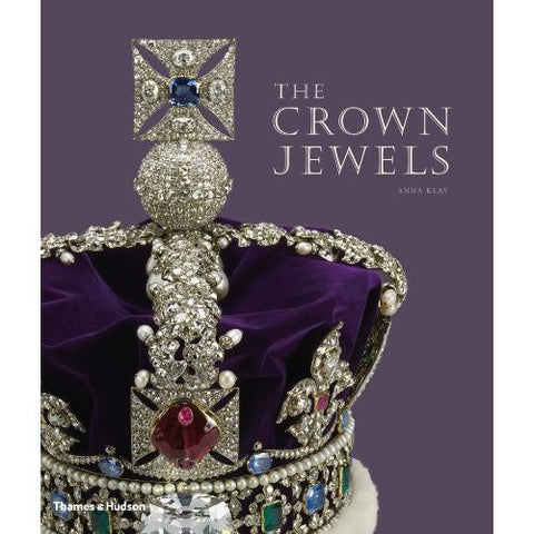 The Crown Jewels Hardcover Queen Mary Tea