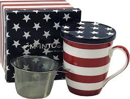 McIntosh Stars and Stripes - Mug & Infuser Set