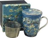 McIntosh Almond Blossom - Mug & Infuser Set