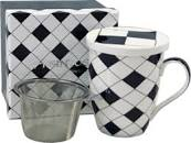 McIntosh Criss Cross - Mug & Infuser Set