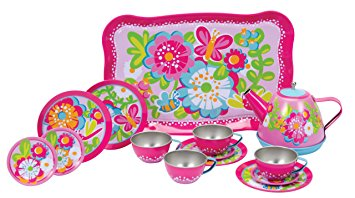 Garden Party Tea Tin Set