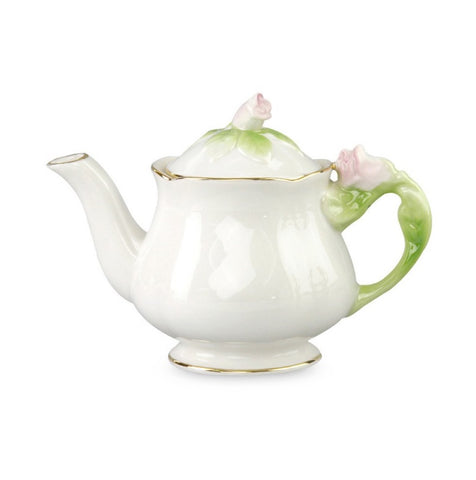 Rose Bud Small Teapot