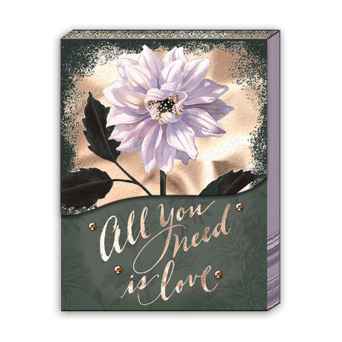 All You Need Is Love Pocket Notepad