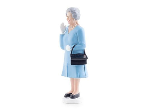 Solar Blue Waving Queen
