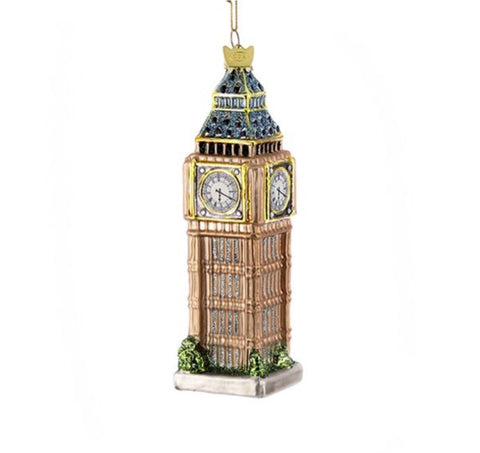 Big Ben Clock Ornaments