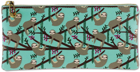 Sloth Pencil Pouch