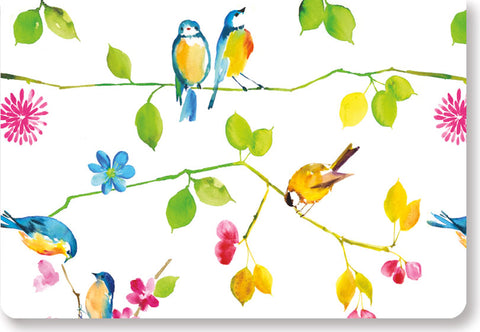 Watercolor Birds Note Cards