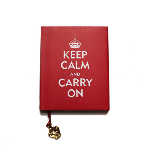 Keep Calm and Carry On-Mini Book