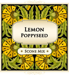 Scone Mix - Lemon Poppyseed