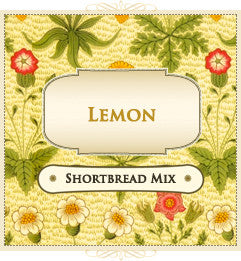 Shortbread Mix - Lemon