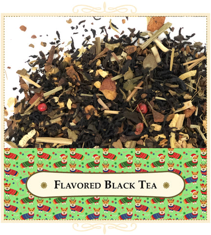 Merry Morning Chai Holiday Black Tea