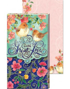 Small Things w/ Great Love - Large Pocket Notepad
