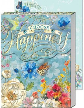 Choose Happiness Pocket Notepad