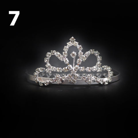 Mini Comb Tiara Assorted Styles