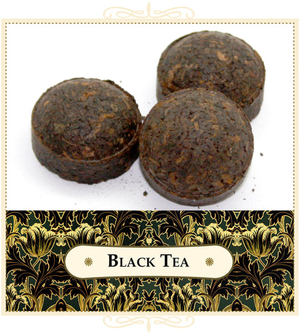 Pu-erh Black Tea (organic)