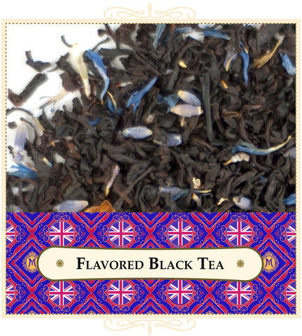 Queen's Earl Grey Black Tea