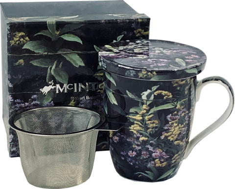 McIntosh Bateman Roadside Tapestry - Mug & Infuser Set