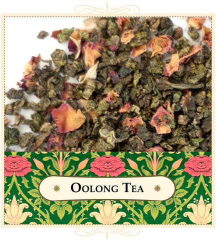 Rose Petal Oolong