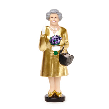 Solar Gold Waving Queen