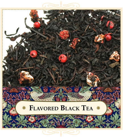 Strawberry Pepper Black Tea