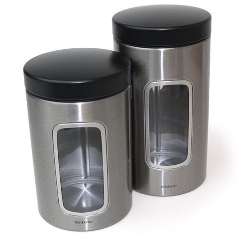 Tea Window Canister (Large)