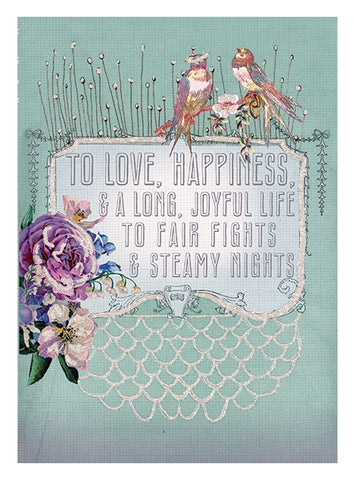 Greeting Card - Wedding Wish